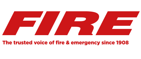 FIRE magazine logo - The trusted voice of fire and emergency since 1908